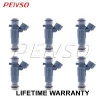 6x 35310-38010 fuel injector for HYUNDAI-KIA Santa Fe 2003~2006 XG350 2002~2005 /Amanti 2004~2006 Sedona 2002~2005 3.5L V6 hyundai matrix 2005