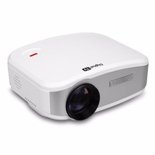 C6 Portable Mini Projectors 800×480 1080P Full HD1200 lumens Home Theater with HDMI/USB/VGA/AV LCD LED Projector for home