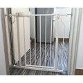 Высокое Качество Детские Защита Продукта Безопасности Младенца Ворота ворота безопасности детей Для 74-81 см Двери