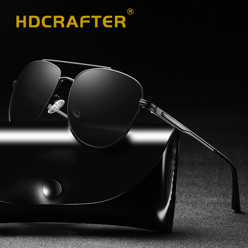 Fashion Men Polarized Sunglasses Pilot Brand Design Sunglasses Eyewear lentes de sol mujer Driving Sun Glasses Oculos De Sol