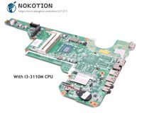 NOKOTION Laptop Motherboard For HP Pavilion G6 G6 2000 MAIN BOARD I3 3110M CPU DDR3 710873 001 710873 501