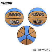 WEING 7size anti skid outdoor sports standard size team sports basketball