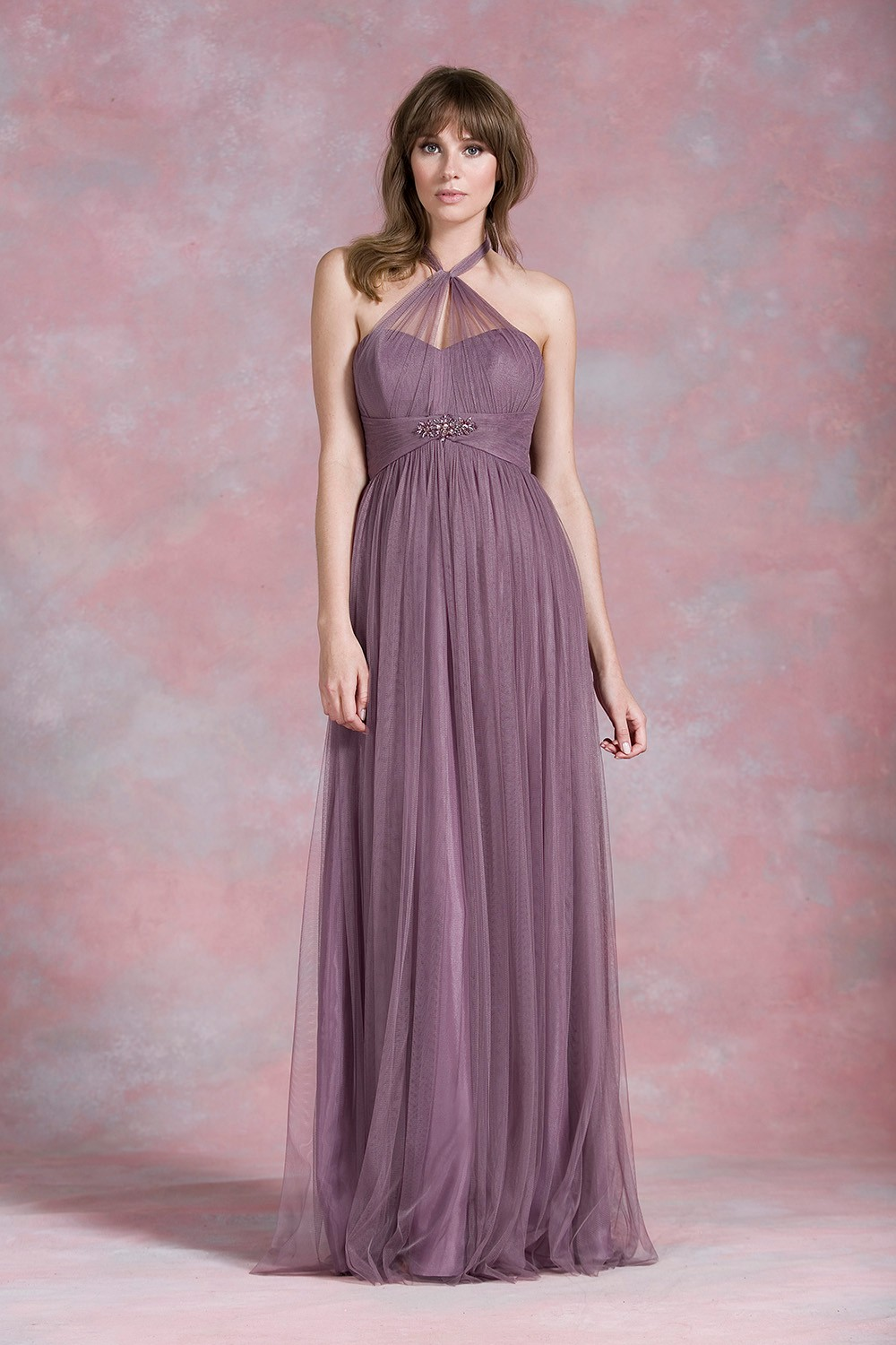 ae2c27261 Fashion New Beautiful 2016 v Neck Short Chiffon Bridesmaid Dress  Knee-Length vestido para casamento para convidada BMD208USD 68.63/piece