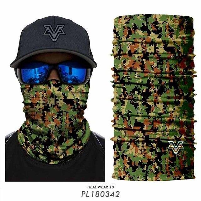 3D Cycling bandanas Fishing Windproof UV Protection Bandana Magic Scarf  Hiking Neck Warmer Head Shield Headband Headwear Men af79531f5f5