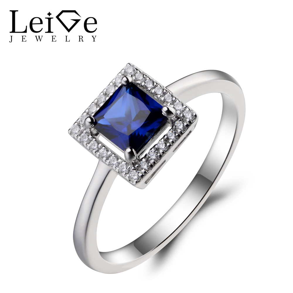 leige jewelry wedding ring blue sapphire ring september. Black Bedroom Furniture Sets. Home Design Ideas
