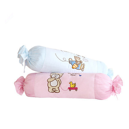 Free Shipping Hot Sale Baby Candy Pillows Round Pink And Blue Color