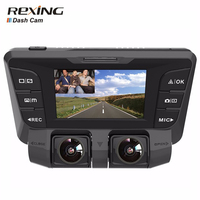 Rexing V2, 4K UHD Dual Camera ,Wifi , Car Dvr Camera, Dash Cam, Night Vision, WDR, Video Recorder