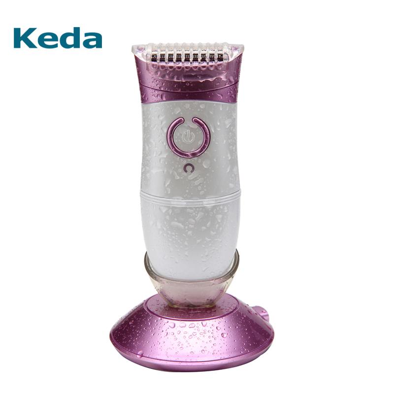 Brand Electric Shaver Women Hair Shaving Trimmer Hair Removal Razor High Quality Rechargeable  220-240V FISHKIM
