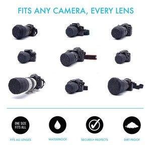 Image 5 - Đa Năng Nắp Đậy Ống Kính Cho Dlsr Ống Kính Máy Ảnh Chống Nước Ống Kính Bảo Vệ Camera Dành Cho Máy Ảnh Canon Nikon Sony Olypums Phú Sĩ lumix