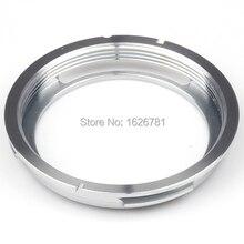 Adaptador de lente/adaptador conversor terno para m42 para contax yashica c/y montagem câmera