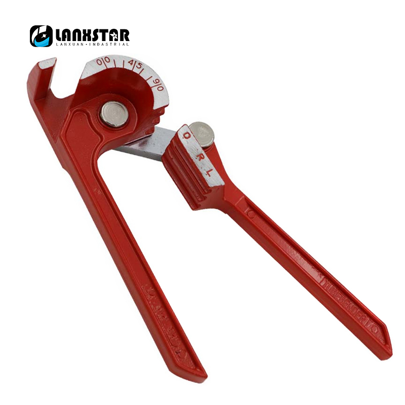 Durable 6mm 8mm 10mm Tube Diameter 3 in 1 Manual Elbow Pipes Device For Air Condition Bending Brass Tube pipe bender durable 6 100 290107