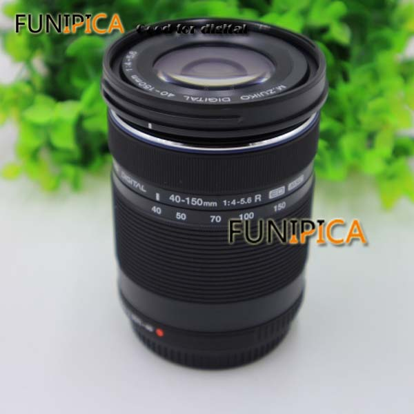 Second hand Camera lens for Olympus ED 40 150mm F4 0 5 6 R Lens ZOOME