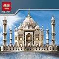 Ventas de la fábrica Nuevos LEPIN 17001 5952 unids El taj mahal Modelo Kits de Construcción Juguetes de Los Ladrillos Compatible 10189