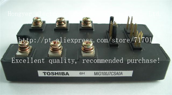 Free Shipping MIG100J7CSAOA-MIG100J7CSA0A  No New(Old components,Good quality) ,Can directly buy or contact the seller free shipping 2sp0115t2a0 12 igbt driver module the new element quality assurance can directly buy or contact the seller