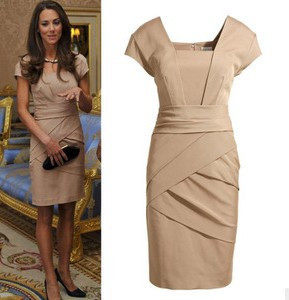 ... retail popular black lace dress long sleeve see through elegant dress  super deal women maxi dresses long. US  16.22. S-XXXL princess kate dresses  women ... 77a78ca70b50