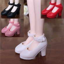 New 4Pairs High Heel Shoes For Blythe Dolls 1/6 BJD