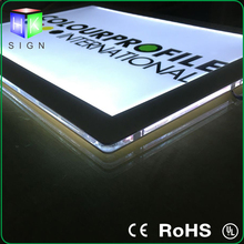 a4 led light box sign for advertising display