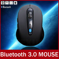 Cooldeal divertido Láser Bluetooth V3.0 bluetooth Wireless Optical Mouse gaming mouse Ratones 1600 DPI para PC Portátil estilo de La Moda
