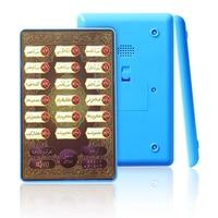 Abbyfrank Arabic Language Learning Children S Laptop Toy Phone Islamic Muslim Kids Computer Table Plastic Musical