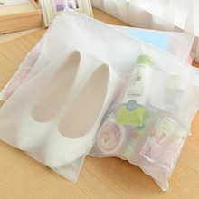 1PC Fashion Travel Pouch Portable Storage Bag Waterproof Shoes Clothing Zipper Bags Closet Underwear