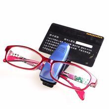 Auto Clip Car Styling Automotive interior Accessories Car Sun Visor Glasses Sunglasses Ticket Receipt Card Clip Holder #2816