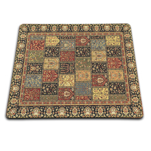Custom Design Persian Carpet Styles Mouse Mat Custom High Quality Skid Durable Fashion Computer and Laptop Mouse Mat Three Sizes