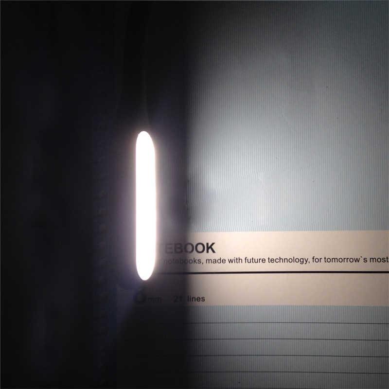 Новый гибкий USB вентилятор USB СВЕТОДИОДНЫЙ светильник для ноутбука MacBook Дополнительный внешний аккумулятор