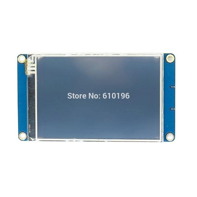 English Version Nextion 3.5'' UART HMI Smart LCD Display Module Screen for Arduino TFT Raspberry Pi LCD ESP8266