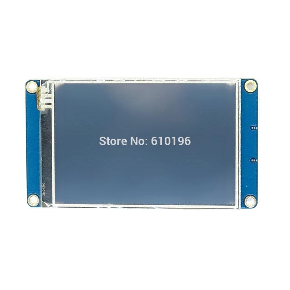 Versão em inglês nextion 3.5 uuuart hmi inteligente display lcd módulo de tela para arduino tft raspberry pi lcd esp8266
