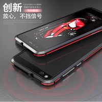 Huawei P10 Lite Case Original Luphie Double Color Frame Case Luxury Metal Bumper Case For Huawei