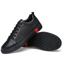 Allwesome Men Genuine Leather Tenis Shoes Casual Red Bottoms Sneakers Big Size 36 47 Chunky Unisex Vulcanized shoes
