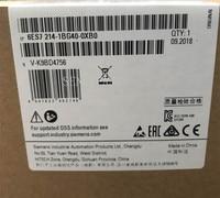 Free shipping Simatic 6ES7214 1AG40 0XB0 S7 1200 1214C CPU Module 6ES7 214 1AG40 0XB0 6ES72141AG400XB0 Original New 14 DI 24V DC