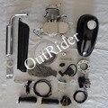 Бесплатная доставка Горячая распродажа! Высокое качество 80CC 2-тактный велосипед двигатель комплект ORK-POWERG