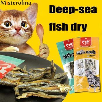 Natural Tasty Cat Puppy Fish Treats 1
