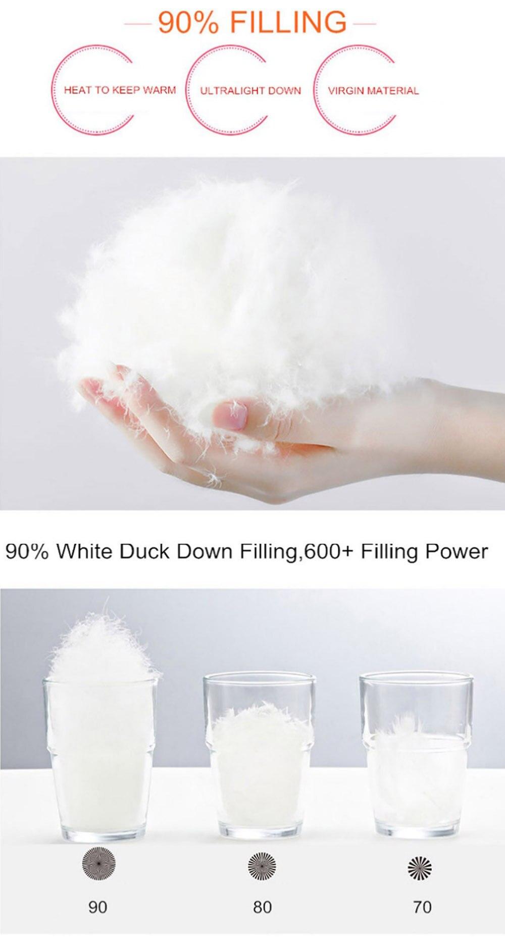 HTB1Y3UKDCBYBeNjy0Feq6znmFXai Plus Size 5XL 6XL 7XL Winter Down Jacket Women Eiderdown Outwear Winter Warm Coat Ultralight White Duck Down Coat Female Parka