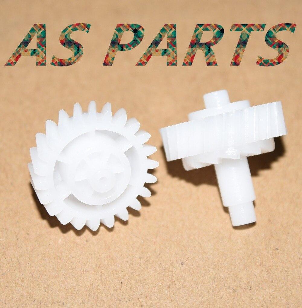 50 sets RU6 0018 RU6 0018 000CN Fuser Drive Gear 23T 56T for HP P1566 1606