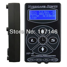 Best Quality Tattoo Power Supply Digital Power LCD Display Black/Silver/White For Kits Machine Tubes Hot Sale