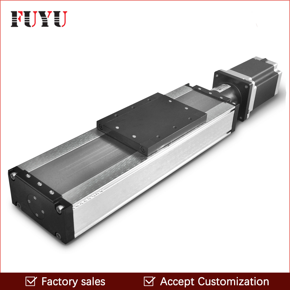 Dustproof 10mm Screw Lead 500mm Stroke Linear Motion Guide Ball Screw Rail CNC Linear Stage Actuator Slide Position Router PartsDustproof 10mm Screw Lead 500mm Stroke Linear Motion Guide Ball Screw Rail CNC Linear Stage Actuator Slide Position Router Parts