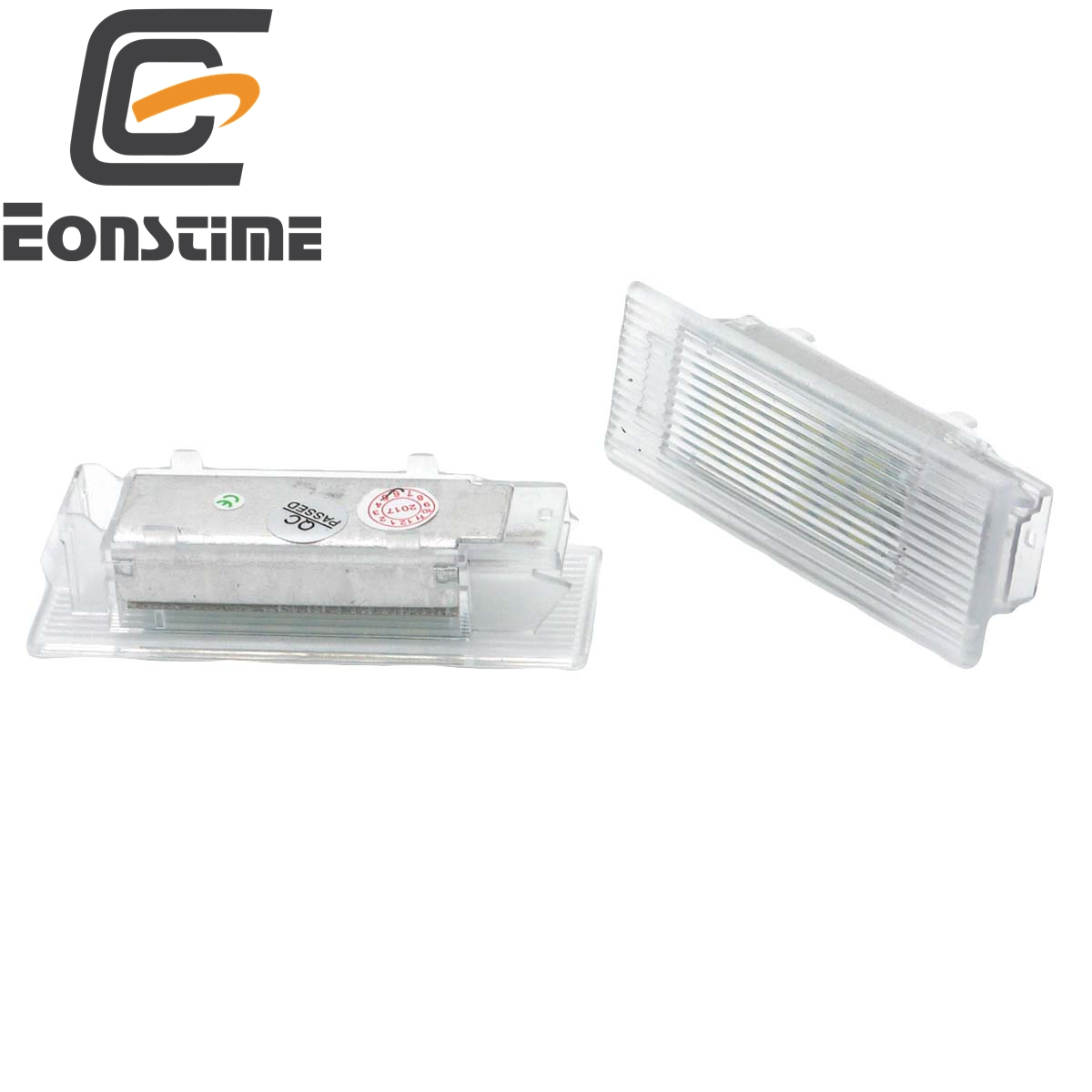 Eonstime 2Pcs 24SMD <font><b>LED</b></font> Courtesy Door Light Bulb Lamp For BMW 1 Series F20 F21 2014-up F30 <font><b>F31</b></font> F32 F34 X1 X4 X5 X6 E84 image