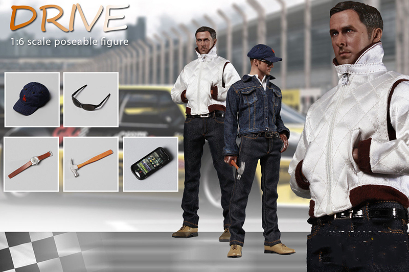 1/6 Death Drive Poseable Full Sets Male Action Figure Model Toys for   Collection Gifts 1