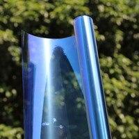 1.52x3m Chameleon Film Change Color Car Front Window Tint Solar Protect Vinyl