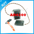 2.4GHZ Spectrum AR6200 6CH receiver with satellite for DX6i DX7 DX8 DX9 DSM-2 quadcopter radio