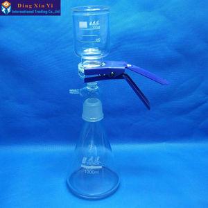 Image 1 - 1000 ml di Vuoto di filtrazione apparecchi, filtro a membrana, Sabbia Core Filtro Attrezzature