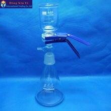 1000 ml 진공 여과 장치, 막 여과기, 모래 핵심 여과기 장비