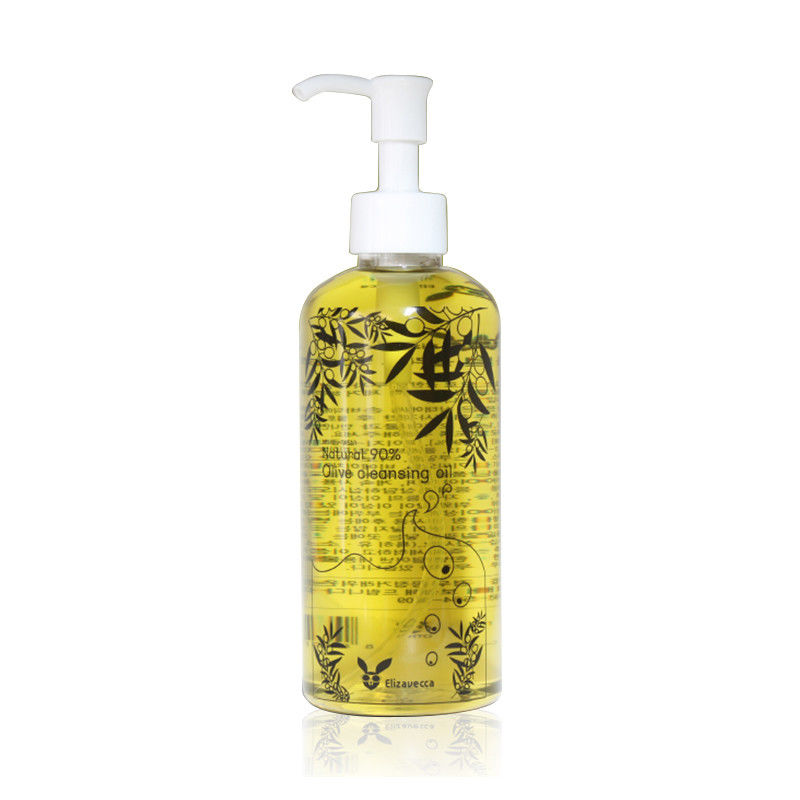 Elizavecca Natural 90% Olive Cleansing Oil 300ml Makeup Remover Facial Cleanser Moisturizing Soothing Face Exfoliator CleanserElizavecca Natural 90% Olive Cleansing Oil 300ml Makeup Remover Facial Cleanser Moisturizing Soothing Face Exfoliator Cleanser