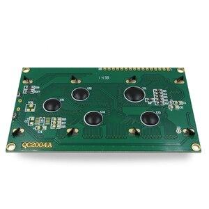 Image 4 - 5 ADET LCD Kurulu 2004 20*4 LCD 20X4 5V Mavi/Yeşil ekran LCD2004 ekran LCD modülü LCD 2004