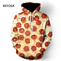 New Stylish Unisex 3d Sweatshirts Funy Food Painted Autumn Hoodies Drop Ship