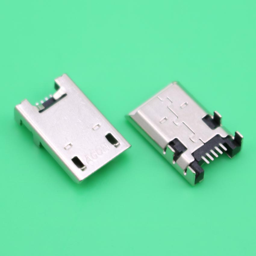 YuXi Micro USB connector for Asus Memo Pad FHD 10 102A ME301T ME302C ME372 T ME180 ME102 K001 K013 charging port jack.
