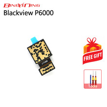 BingYeNing Alta Qualidade New Original Blackview P6000 21.0MP traseiro reparo da câmera substituição de peças para o Blackview P6000 telefone Inteligente