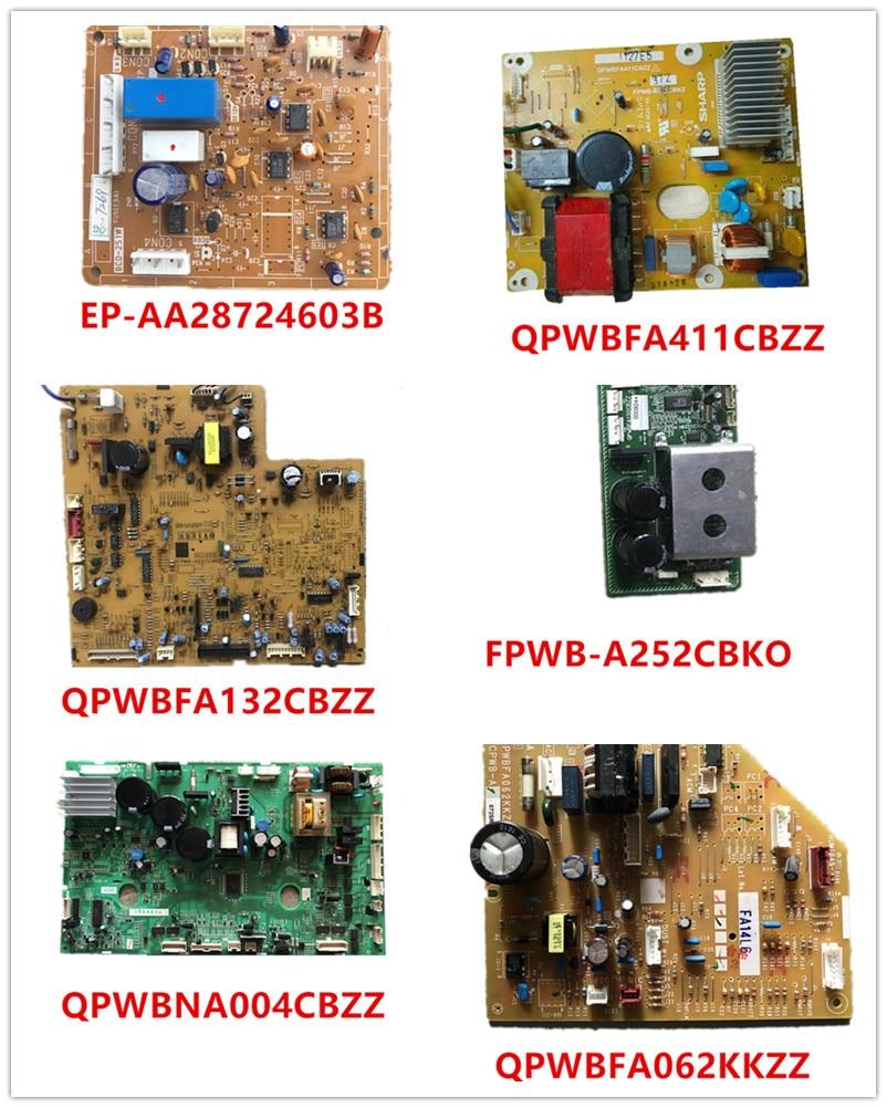EP-AA28724603B  QPWBFA411CBZZ  QPWBFA132CBZZ  FPWB-A252CBKO  QPWBNA004CBZZ  QPWBFA062KKZZ Used Good Working